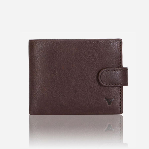 Brando Impala Multi Card Wallet Dark Brown