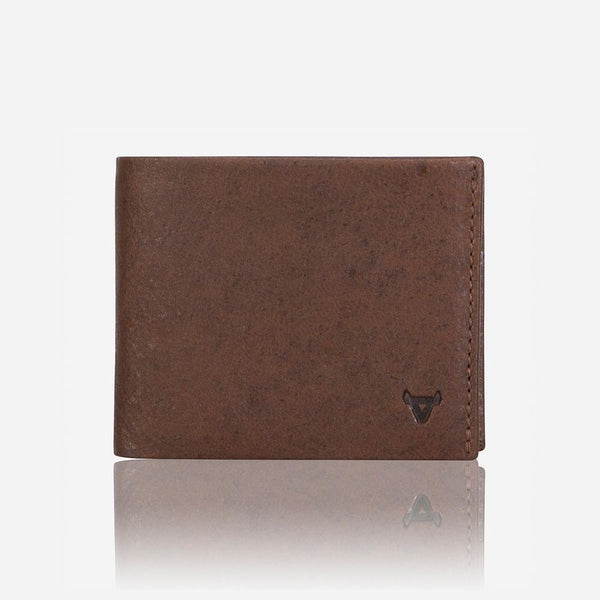 Brando Oryx Multi Card Wallet Brown