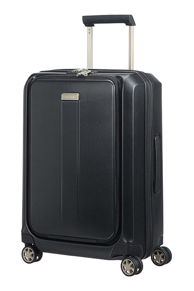 Samsonite Prodigy Spinner Expandable 55cm/22″ Off Black