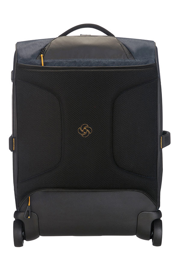 Samsonite Paradiver Light 55cm Duffle On Wheels Backpack Black