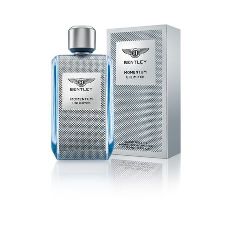 Bentley Momentum Unlimited 100ml EDT Natural Spray