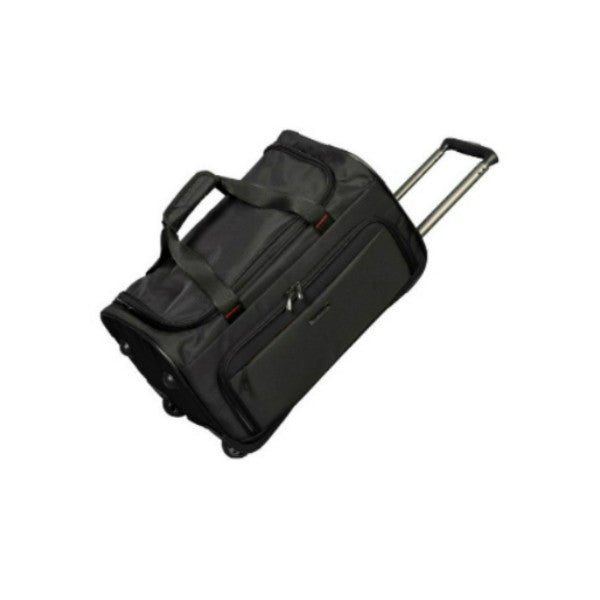 Cellini Carry On Trolley Duffle Black