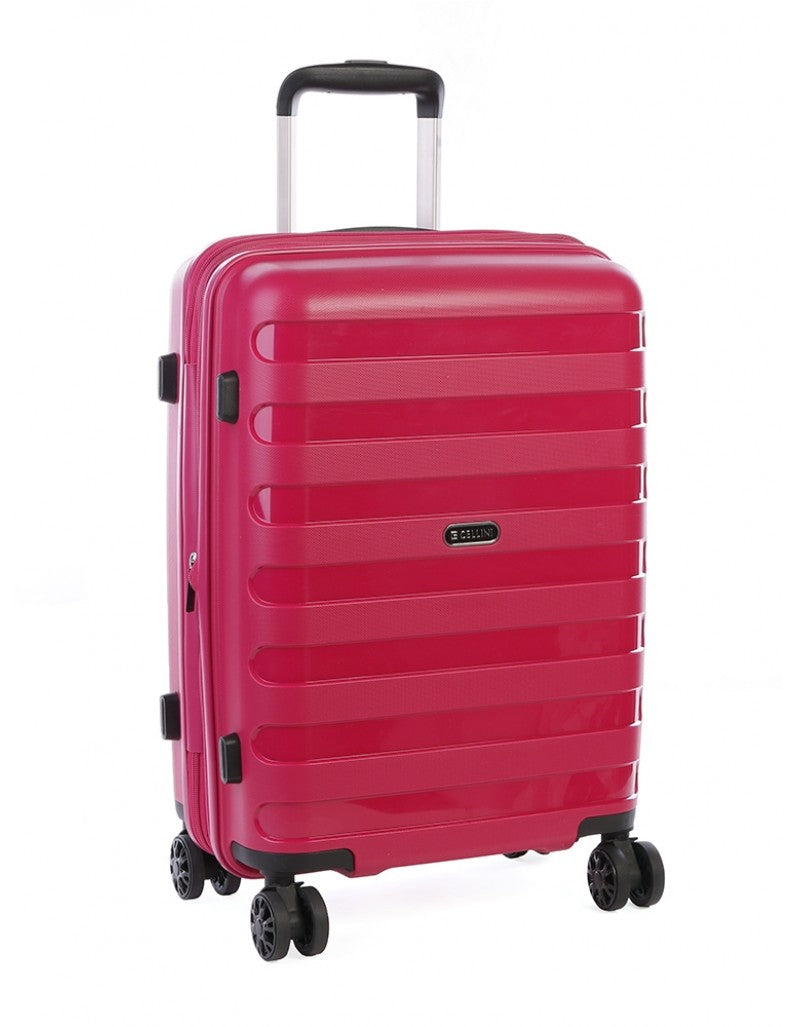 Cellini Sonic 55cm Carry On Pink