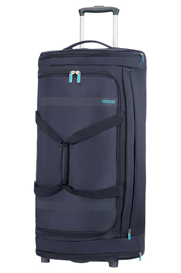 American Tourister Herolite Wheeled Duffle Bag 79cm Midnight Blue