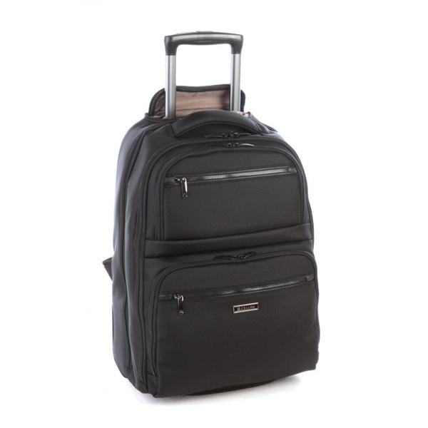 Cellini Epiq Trolley Backpack Black