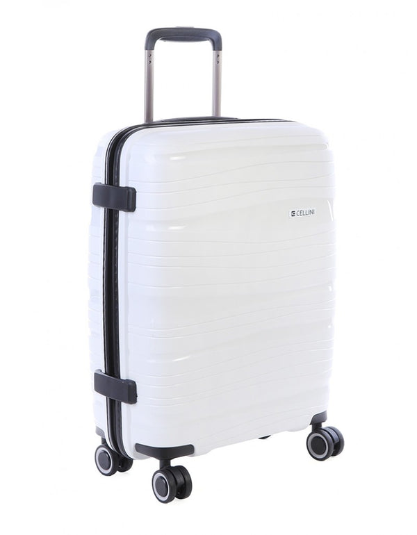 Cellini Freedom 55cm White Spinner