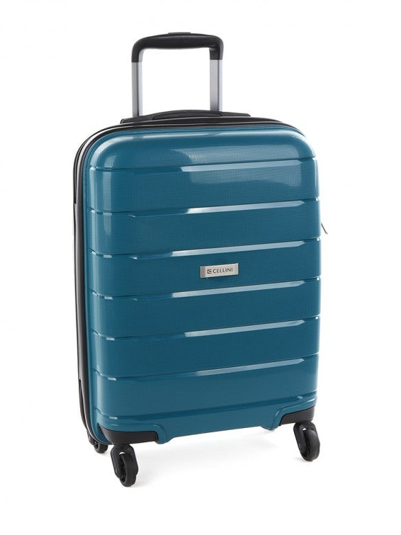 Cellini Zone 55cm Spinner Emerald Blue