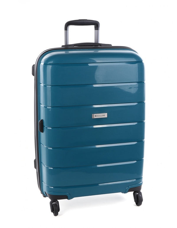 Cellini Zone 65cm Spinner Emerald Blue
