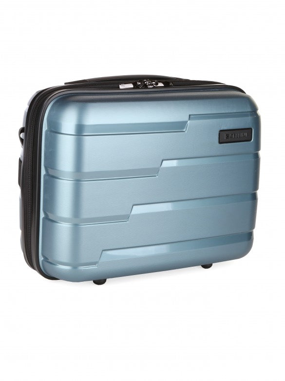 New Cellini Microlite Beauty Case Blue