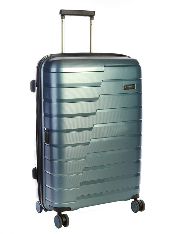 New Cellini Microlite 65cm Spinner Electric Blue