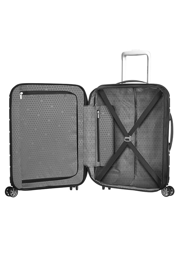 Samsonite Flux Spinner Expandable 68cm Navy Blue
