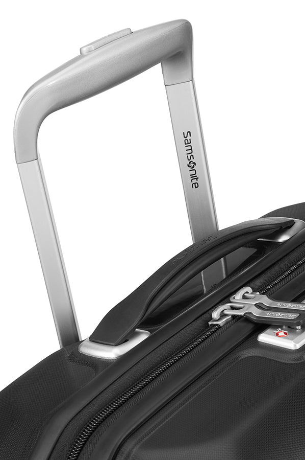 Samsonite Flux Spinner Expandable 75cm Red
