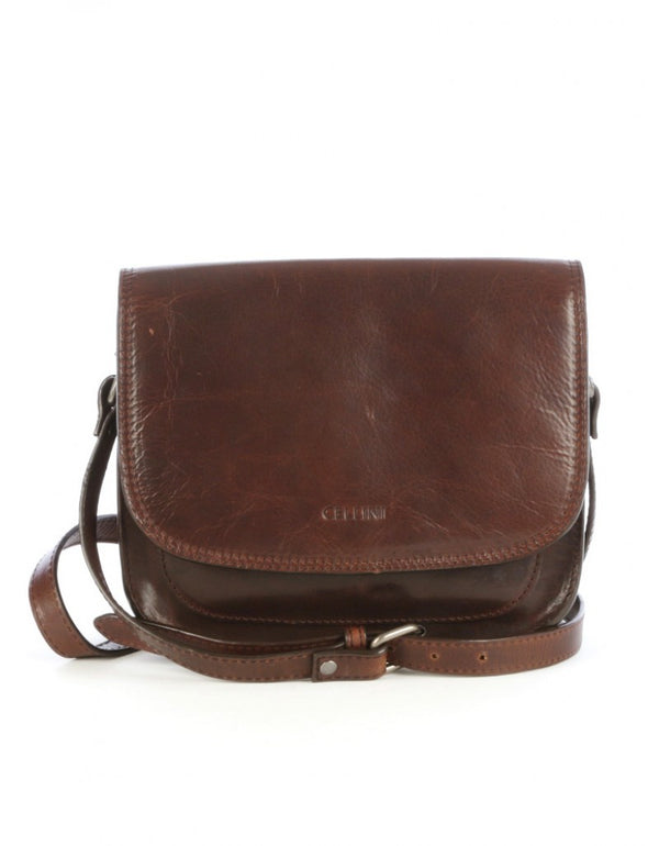 Cellini Woodbridge Small Leather Sling