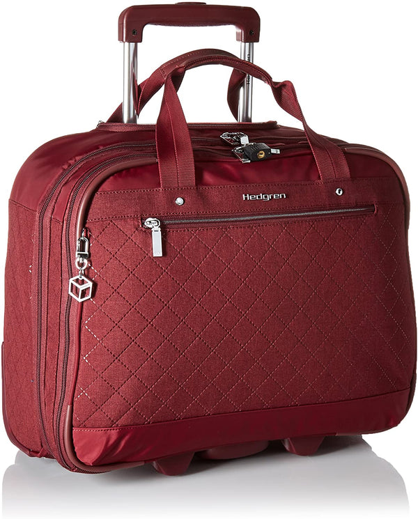 Hedgren Diamond Star Mobile Office Onyx Red