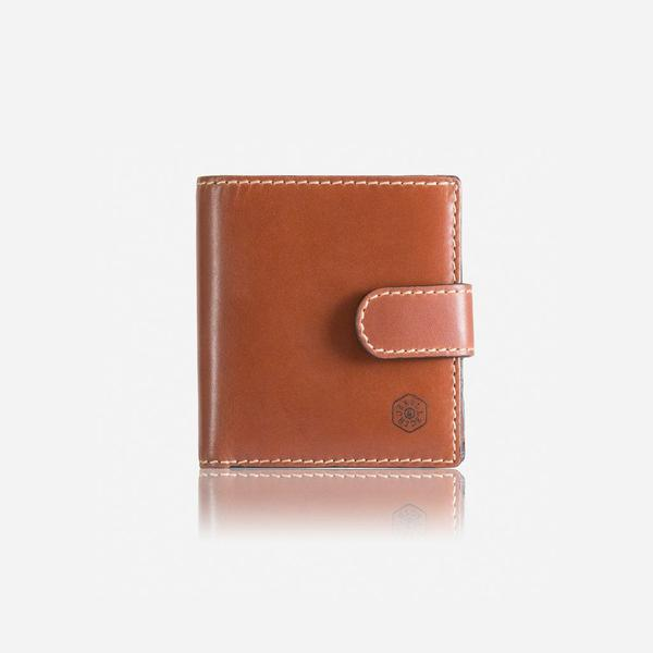 Jekyll And Hide Texas Trifold Wallet With Coin And Tab Clay