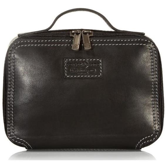 Jekyll & Hide Montana Wash Bag Black