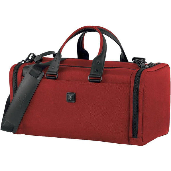 Victorinox Lexicon Sport Locker Weekend Duffel Red