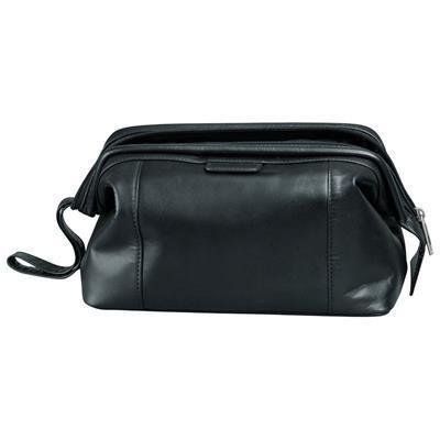 Busby Florida Toiletry Bag Black