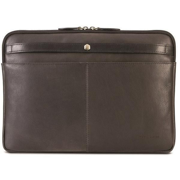 Jekyll & Hide Woodstock Laptop Folder Black