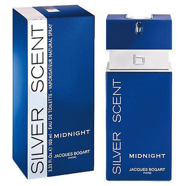 Jacques Bogart Silver Scent Midnight 100ml