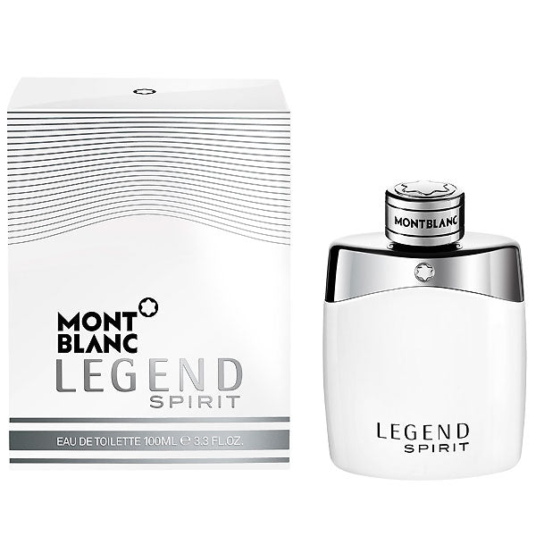 Mont Blanc Legend Spirit Eau de Toilette Spray 100ml