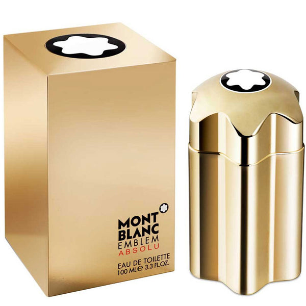 Mont Blanc Emblem Absolu Eau De Toilette Spray 100ml