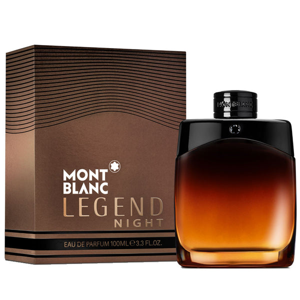 Mont Blanc Legend Night Eau De Parfum Spray 100ml