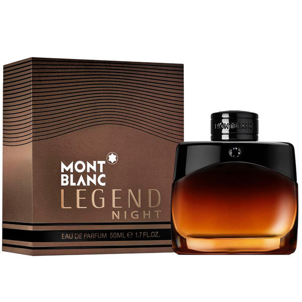Mont Blanc Legend Night Eau De Parfum Spray 50ml