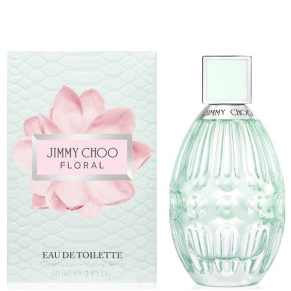 Jimmy Choo Floral Eau De Toilette Spray 60ml