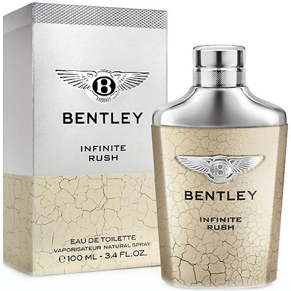 Bentley Infinite Rush Eau De Toilette Spray 100ml