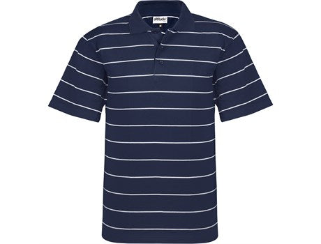 Mens Stinger Golf Shirt - Navy Only