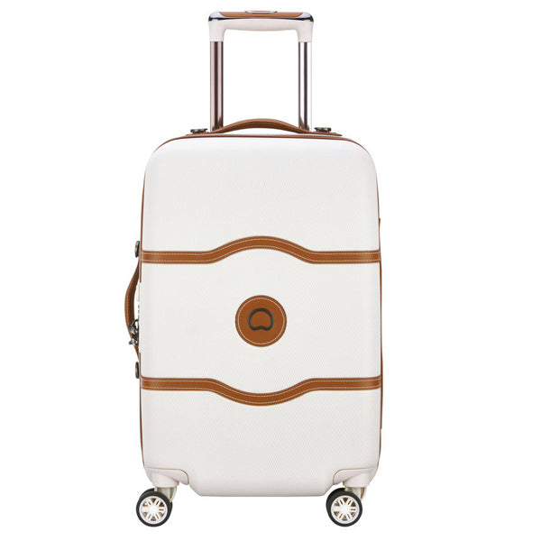 Delsey Chatelet Air Carry On 55cm White