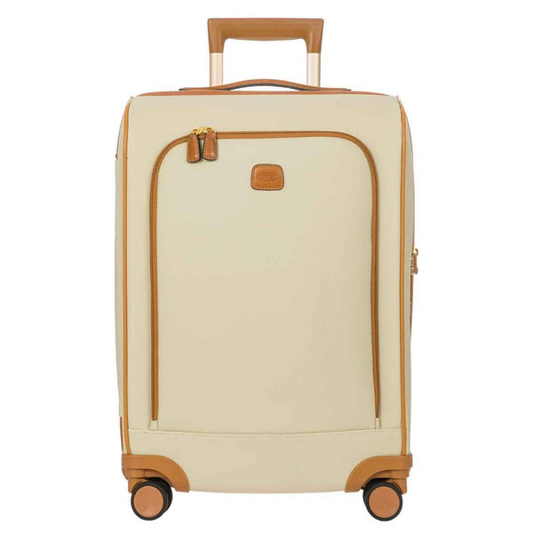 Brics Bajola 77cm Trolley Cream