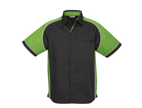 Mens Nitro Pitt Shirt - Lime Only