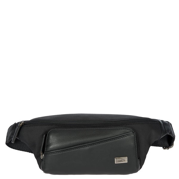 Brics Monza Waist Bag Black