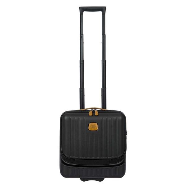 Brics Capri Pilot Case Black