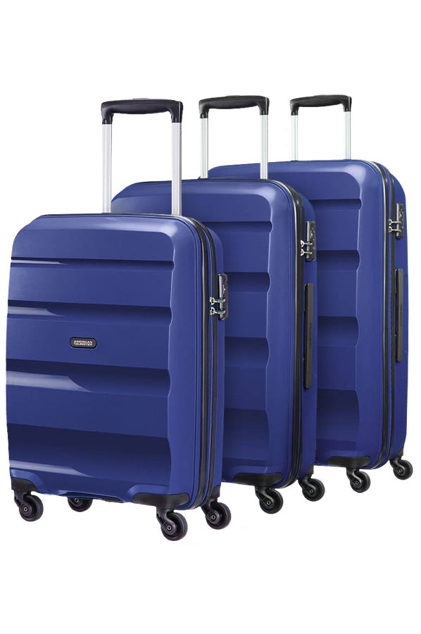 American Tourister Bon Air 3 Piece Set Midnight Navy