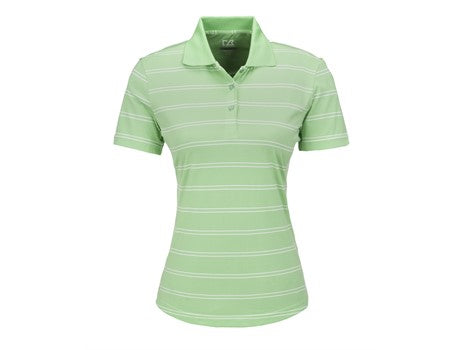 Ladies Hawthorne Golf Shirt - Lime Only