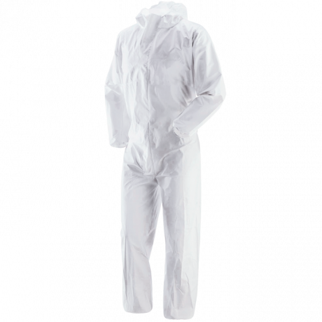 Coverall 40 microgram Disposable