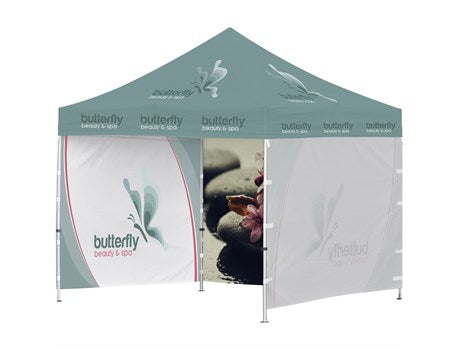 Ovation Gazebo 3m x 3m - 3 Full-Wall Skins