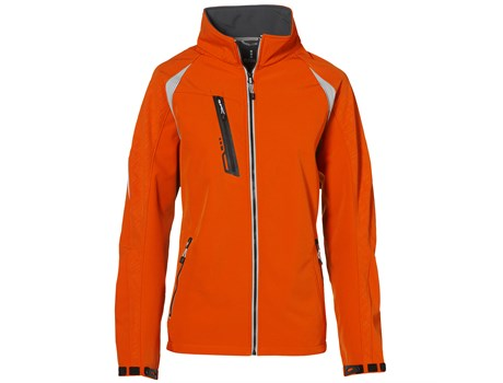 Mens Katavi Softshell Jacket - Orange Only