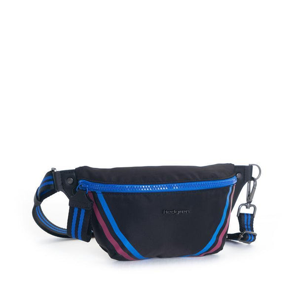 Hedgren Boost Waist Bag with RFID Black