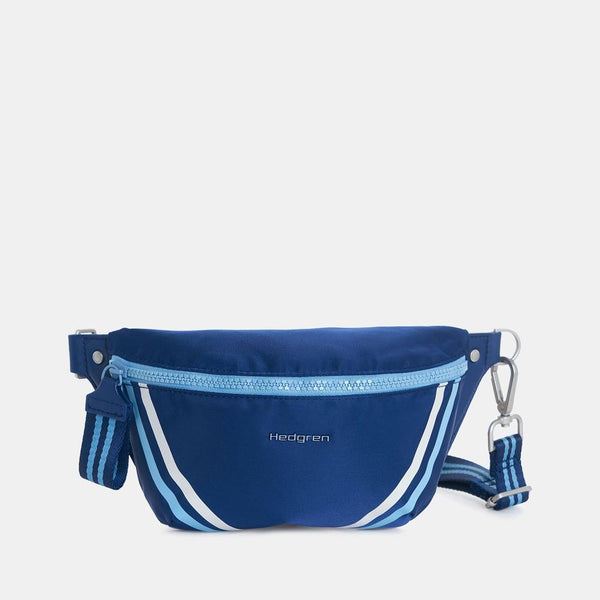 Hedgren Boost Waist Bag with RFID Navy Blue