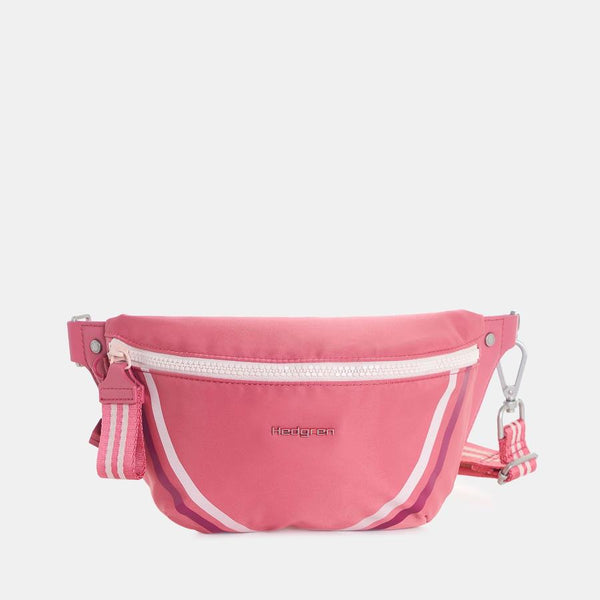Hedgren Boost Waist Bag with RFID Rose