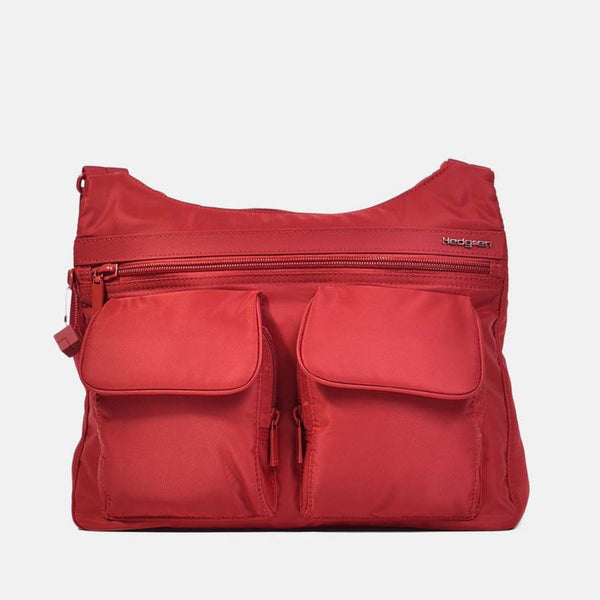 Hedgren Prarie Crossbody Bag RFID Sundried Tomato