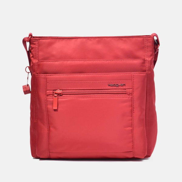 Hedgren Orva Crossover/Sling RFID Bag Red