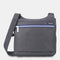 Hedgren Faith Inner City Crossover/Sling Safety Hook RFID Active Grey