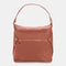 Hedgren Prisma Hobo Handbag Rust