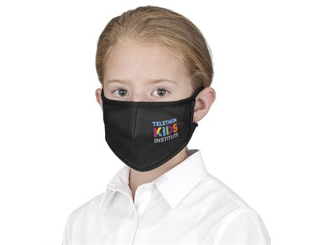 Alto Kids Double Layer Tie-Back Face Mask