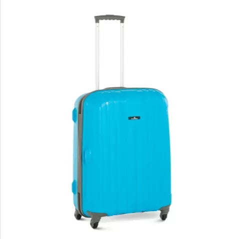 New Travelite Trend Spinner 65cm Aqua Blue